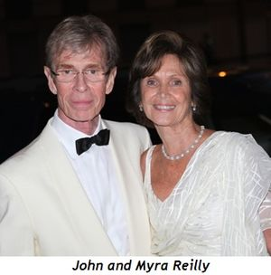 Blog 11 - John and Myra Reilly