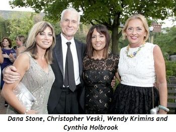 Blog 9 - Dana Stone, Christopher Veski, Wendy Krimins and Cynthia Holbrook