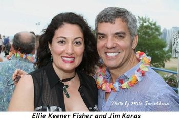 Blog 6 - Ellie Keener Fisher and Jim Karas