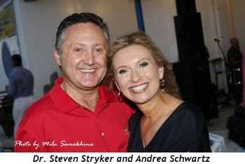 Blog 11 - Dr. Steven Stryker and Andrea Schwartz