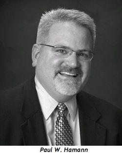 PAUL W. HAMANN -- HEAD SHOT ONE