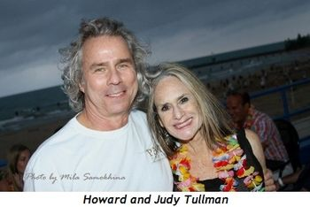 Blog 10 - Howard and Judy Tullman