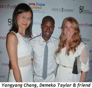 Blog 3 - Yangyang Chang, Demeko Taylor and friend