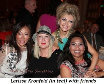 Blog 8 - Larissa Kronfeld and friends