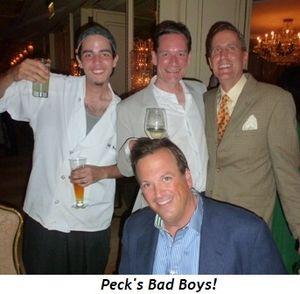 Blog 12 - Peck's Bad Boys!