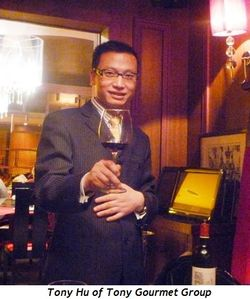 Blog 4 - Tony Hu of Tony Gourmet Group