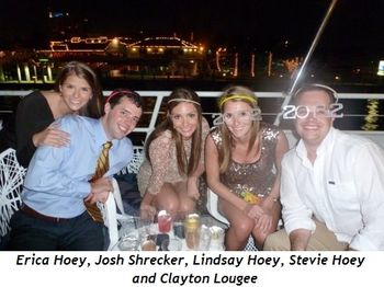 Blog 1 - Erica Hoey, Josh Shrecker, Lindsay Hoey, Stevie Hoey and Clayton Lougee