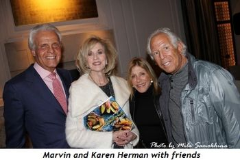 Blog 5 - Marvin and Karen Herman and friends