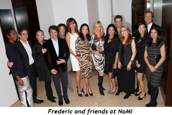 Blog 2 - Frederic and friends at NoMI