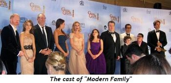 Blog 6 - The cast of Modern Family