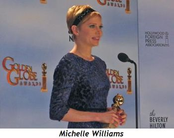 Blog 12 - Michelle Williams