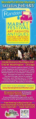Randolph Steet Market info