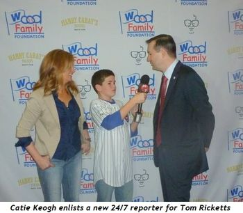 Catie Keogh enlists a new 24-7 reporter for Tom Ricketts