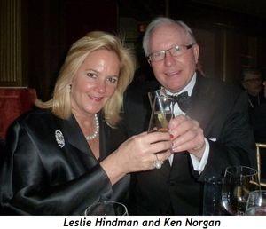 Blog 1 - Leslie Hindman and Ken Norgan