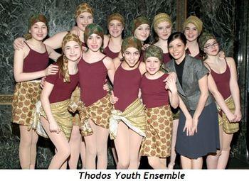 Blog 2 - Thodos Youth Ensemble