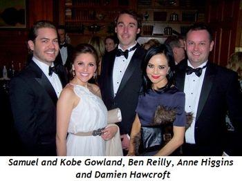 Blog 1 - Samuel and Kobe Gowland, Ben Reilly, Anne Higgins and Damien Hawcroft