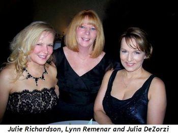 Blog 6 - Julie Richardson, Lynn Remenar and Julia DeZorzi