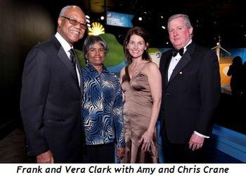Blog 1 - Frank and Vera Clark, Amy and Chris Crane