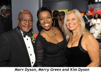 Blog 6 - Marv Dyson, Merry Green, Kim Dyson