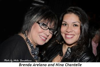 Blog 11 - Brenda Arelano and Nina Chantelle