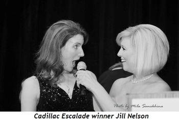 Blog 7 - Cadillac Escalade winner Jill Nelson