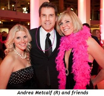 Blog 5 - Andrea Metcalf (R) and friends