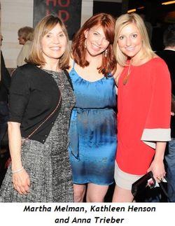 Blog 3 - Marth Melman, Kathleen Henson, Anna Trieber
