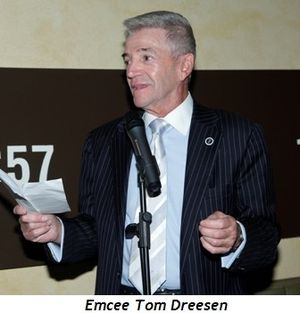 Blog 5 - Emcee Tom Dreesen