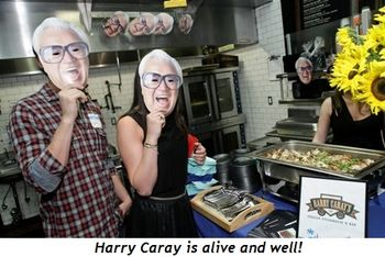 Blog 7 - Harry Caray is alive and well!