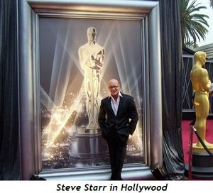 Blog 1 - Steve Starr in Hollywood