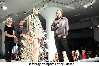 Blog 3 - Winning designer, Lance Larsen