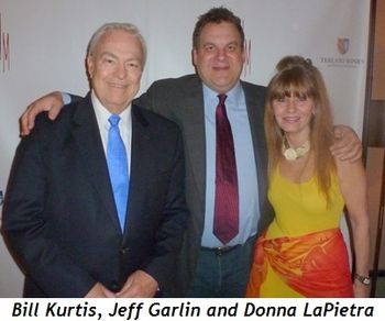 Blog 1 - Bill Kurtis, Jeff Garlin, Donna LaPietra