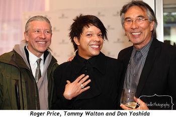 Blog 5 - Roger Price, Tommy Walton and Don Yoshida