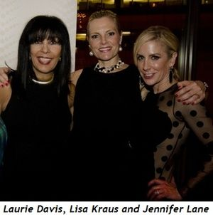 Blog 4 - Laurie Davis, Lisa Kraus and Jennifer Lane