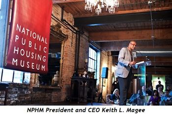 Blog 2 - NPHM President-CEO Keith L. Magee