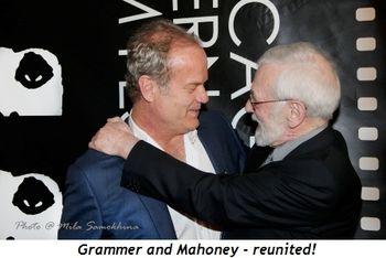 Blog 1 - Grammer and Mahoney, reunited!