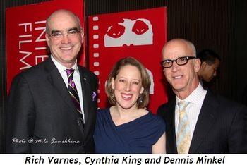 Blog 6 - Rich Varnes, Cynthia King and Dennis Minkel
