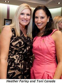 Blog 9 - Heather Farley and Toni Canada