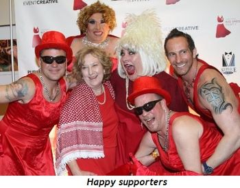 Blog 4 - Happy supporters