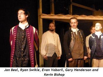Blog 2 - Jon Beal, Ryan Swikle, Evan Voboril, Gary Henderson, Kevin Bishop