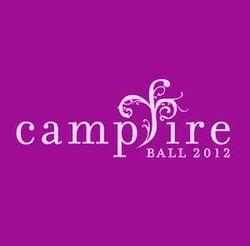 Campfire Ball logo