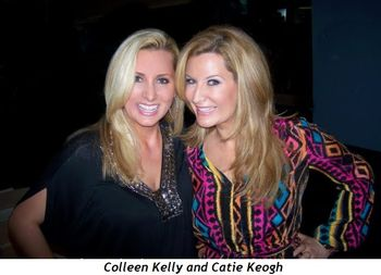 Colleen Kelly and Catie Keogh