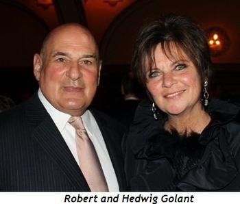 Blog 9 - Robert and Hedwig Golant