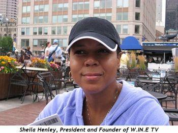 Sheila Henley Pres. Founder WINE TV