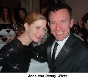 Blog 2 - Ann and Danny Wirtz