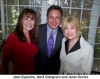 Blog 3 - Joan Esposito, Mark Giangreco and Janet Davies