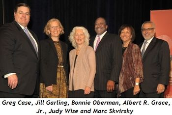 Blog 4 - Greg Case, Jill Garling, Bonnie Oberman, Albert R. Grace, Jr., Judy Wise, Marc Skvirsky