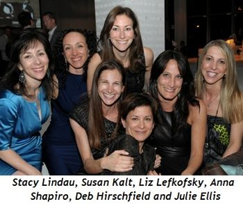 Blog 3 - Stacy Lindau, Susan Kalt, Liz Lefkofsky, Natalie Ginsberg, Anna Shapiro, Deb Hirschfield, Julie Ellis