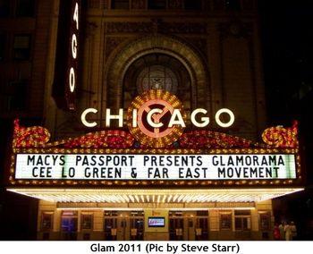 Blog 2 - Glam 2011 (Pic by Steve Starr)