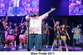 Blog 5 - Glam Finale 2011